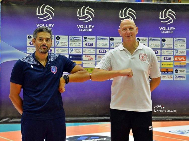 Την ήττα γνώρισε ο ΑΠΣ Φίλιππος Βέροιας στο πρώτο ματς της ιστορίας του στη Volleyleague