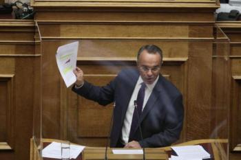 Σταϊκούρας: Στην πραγματική οικονομία έχουν δοθεί 7 δισ. ευρώ - Στόχος να φτάσουν τα 11 δισ. ευρώ στο τέλος του έτους