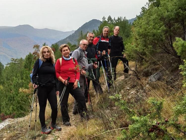 ΛΟΥΤΡΑ ΠΟΖΑΡ – KOΡΥΦΗ ΠΑΝΟΡΑΜΑ, Κυριακή 25 Οκτωβρίου 2020, με τους Ορειβάτες Βέροιας