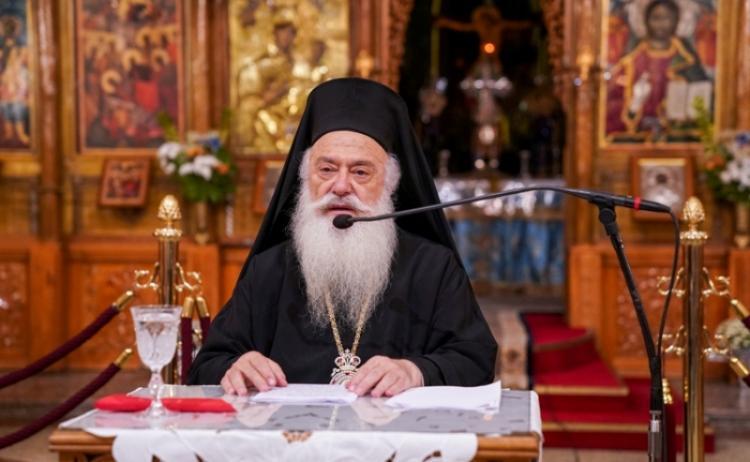 Ομιλία του Σεβασμιωτάτου στο πλαίσιο της σειράς ομιλιών «Επισκοπικός Λόγος» στη Νάουσα