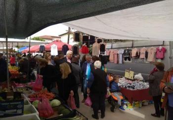 Ονομαστική κατάσταση συμμετεχόντων στη Λαϊκή Αγορά της Μελίκης την Πέμπτη 29 Οκτωβρίου