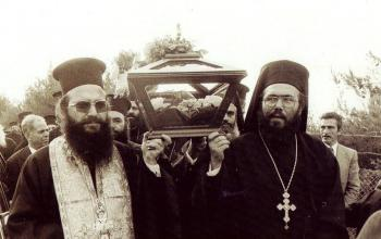 Η επανακομιδή των λειψάνων του Αγίου Δημητρίου στη Θεσσαλονίκη από το San Lorenzo της Ιταλίας!