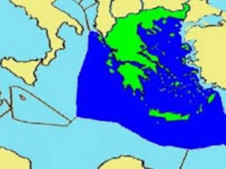 Απύθμενη υποκρισία για τα 12 ναυτικά μίλια