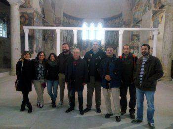 Ταξίδι εξοικείωσης Ισπανών τουριστικών πρακτόρων και δημοσιογράφων στη Βέροια