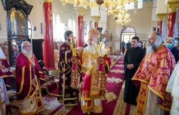 Η εορτή του Αγίου Νέστορος στο Σχοινά