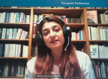 Η Ο.Αποστόλου από την Ε.Κ.Ε. εκπροσώπησε την PROFEL στη συνεδρίαση της Επιτροπής Αγροτικής Ανάπτυξης του Ευρωκοινοβουλίου