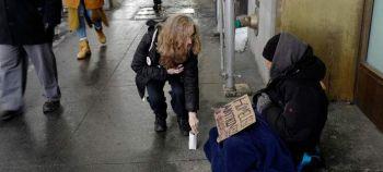 Μέσα σε ένα χρόνο οι άστεγοι στη Νέα Υόρκη αυξήθηκαν κατά 39%