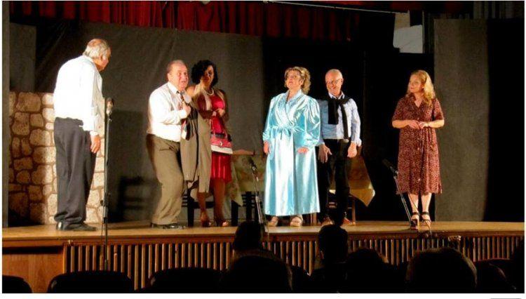 Θεατρική παράσταση από το σύλλογο του Προμηθέα για ενίσχυση της Μονής Καλλίπετρας