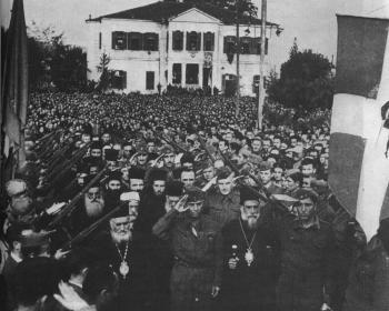 Για την απελευθέρωση της Βέροιας από τον ΕΛΑΣ τον Οκτώβρη του 1944 : «Έφυγαν ατουφέκιστοι οι Γερμανοί;»  -Γράφει ο Αλέκος Χατζηκώστας