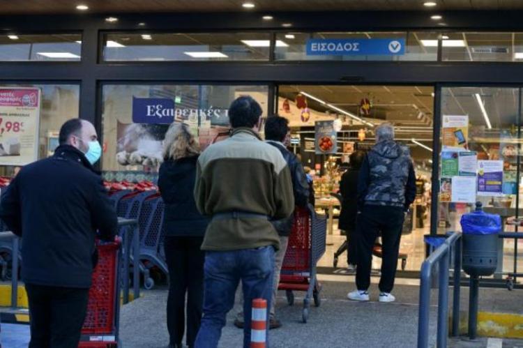 Lockdown και λιανεμπόριο: Οι κερδισμένοι, οι χαμένοι και το νέο μοντέλο καταναλωτή - Ποιο προϊόν «εξαφανίστηκε» από τα ράφια