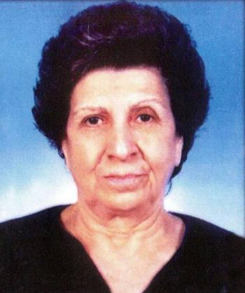Σε ηλικία 83 ετών έφυγε από τη ζωή η ΣΥΡΜΩ ΓΕΩΡ. ΜΠΑΚΟΛΑ