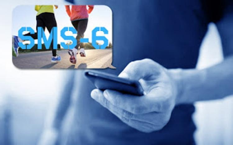 Ένα εκατομμύριο SMS για άθληση την περασμένη Κυριακή!