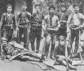 Δράση προβολής της ιστορίας των εξεγέρσεων της Μακεδονίας κατά του οθωμανικού ζυγού από τις βιβλιοθήκες της Μακεδονίας