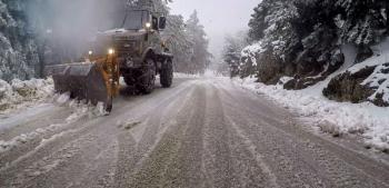 Βαρύς ο χειμώνας που έρχεται -Επάρκεια σε αλάτι αποχιονισμού