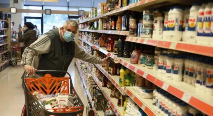 Απαγόρευση πώλησης διαρκών ειδών στα Σούπερ Μάρκετ κατά τη διάρκεια του lockdown