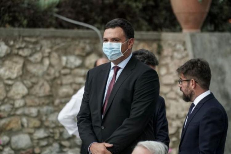 Κικίλιας σε διοικητές νοσοκομείων Μακεδονίας-Θράκης – «Θα κάνουμε ό, τι χρειαστεί»