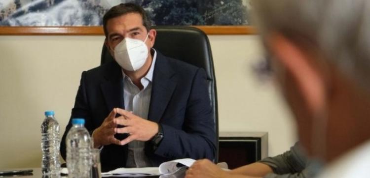 Τσίπρας: Όταν λες ότι έχεις πόλεμο στη Δημόσια Υγεία, τότε πρέπει να ενισχύσεις το στράτευμα