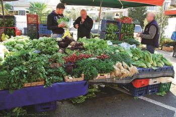 Ρυθμίσεις λειτουργίας των Λαϊκών Αγορών του Δήμου Βέροιας (Κοινότητας Βέροιας- Αγίου Γεωργίου - Μακροχωρίου)