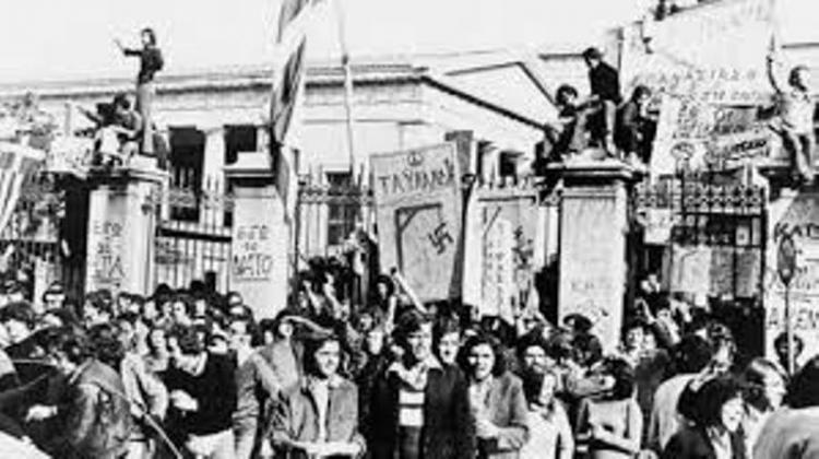 Η 17 Νοέμβρη, μέρα τιμής, μνήμης και ανάτασης για το λαό  -Του Αλέκου Χατζηκώστα