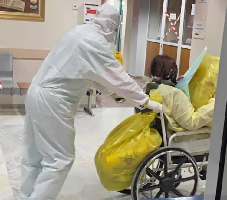 Νοσοκομείο Βέροιας : Ο covid είναι εδώ, χωρίς να κάνει εξαιρέσεις σε ηλικίες και οργανισμούς!