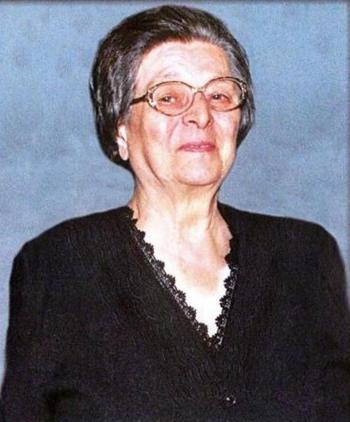 Σε ηλικία 81 ετών έφυγε από τη ζωή η ΜΑΡΙΑ ΑΘΑΝ. ΑΛΕΞΑΝΔΡΗ