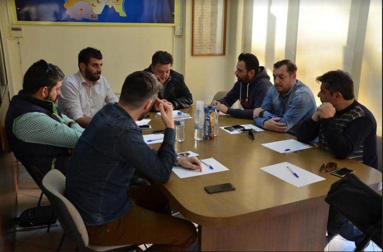 Γ.Μπίκας-Ε.Σ. Βέροιας: Θετική ανταπόκριση για ίδρυση παραρτήματος του Επιμελητηρίου Ημαθίας στην Αλεξάνδρεια