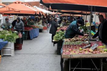 ΟΠΕΚΕΠΕ : Άμεση οικονομική ενίσχυση παραγωγών – πωλητών στις λαϊκές αγορές λόγω της πανδημίας