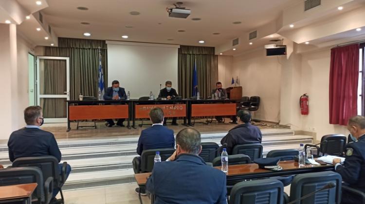 Δήλωση Δημάρχου Νάουσας για τη χθεσινή ευρεία σύσκεψη εκπροσώπων φορέων της Ημαθίας στη Βέροια, με επικεφαλής τον Υπ.Προστασίας του Πολίτη κ. Μ.Χρυσοχοϊδη