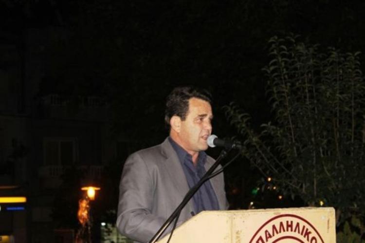 Σάκης Τσίτσης : «Δεν θα καθίσουμε με σταυρωμένα τα χέρια, όσο τσακίζουν τα δικαιώματά μας και τις ζωές μας»