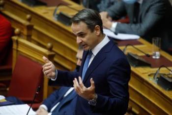 Μητσοτάκης: Διπλασιάζεται για το Δεκέμβριο το ελάχιστο εγγυημένο εισόδημα για τους 500.000 δικαιούχους