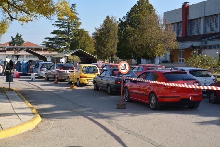 Ολοκληρώθηκε ο δειγματικός έλεγχος για COVID 19 στο Δήμο Βέροιας