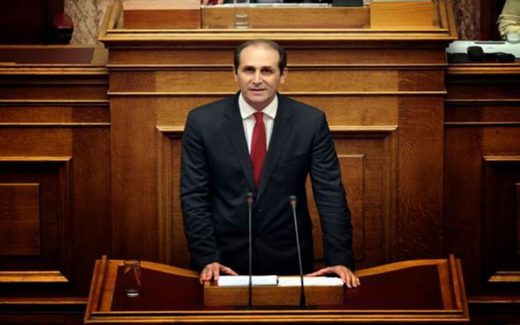 Aπόστολος Βεσυρόπουλος : «Η αύξηση των φορολογικών εσόδων θα προέλθει από την ανάπτυξη. Κανένας νέος φόρος»
