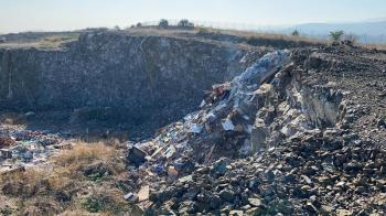 Οικολογικό έγκλημα στις «Ρουντίνες» Λευκαδίων κατήγγειλε ο Σταύρος Φουντούλης