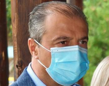 Θετικός στον κορωνοϊό ο διοικητής του Νοσοκομείου Ημαθίας Ηλίας Πλιόγκας