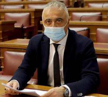 Λάζαρος Τσαβδαρίδης : «Ανάγκη περαιτέρω στελέχωσης των βασικών υγειονομικών δομών της Ημαθίας»