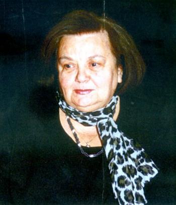 Σε ηλικία 82 ετών έφυγε από τη ζωή η ΕΥΔΟΞΙΑ ΒΑΣ. ΑΝΤΩΝΙΑΔΟΥ