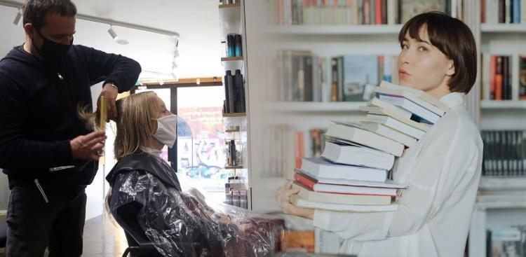 Lockdown-Χριστούγεννα: Προς ανοικτά κομμωτήρια, συνοικιακά βιβλιοπωλεία και click away