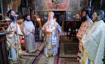 H Εορτή του Αγίου Κλήμεντος στην Ι.Μ. Τιμίου Προδρόμου Βεροίας