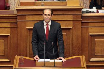 Απ. Βεσυρόπουλος : «Η κυβέρνηση θα συνεχίσει να λαμβάνει όσα μέτρα χρειασθούν, η αντιπολίτευση να τοποθετηθεί με υπευθυνότητα»