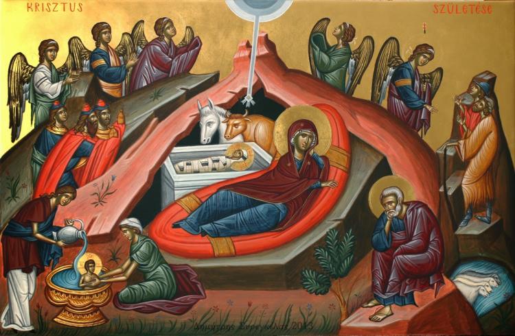 Η Γέννηση του Θεανθρώπου: Ένα μήνυμα αγάπης και ελπίδας