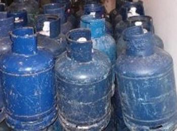 Συνελήφθησαν δύο άτομα στην Ημαθία, παραβίασαν αποθήκη και έκλεψαν φιάλες υγραερίου