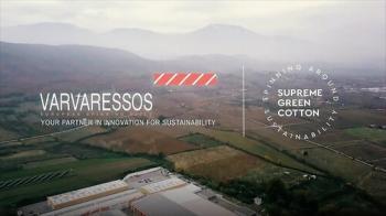 Χρυσό Βραβείο «Top Branded Export Product» για τη ΒΑΡΒΑΡΕΣΟΣ Α.Ε. Ευρωπαϊκά Νηματουργεία