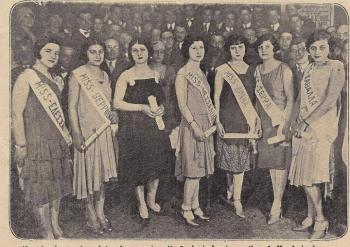 Miss Βέροια 1929!
