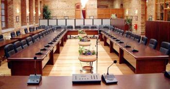 Με 34 θέματα ημερήσιας διάταξης θα συνεδριάσει τη Δευτέρα το Δημοτικό Συμβούλιο Βέροιας