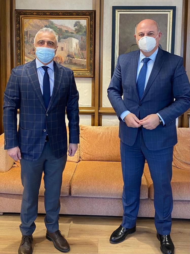 Τη στήριξη του πληττόμενου δικηγορικού κλάδου ζήτησε ο Λάζαρος Τσαβδαρίδης σε συναντήσεις του με τους Υπουργούς Οικονομικών, Δικαιοσύνης και Εργασίας