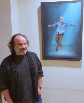Ένας καλλιτέχνης στο «τιμόνι» της «νομαρχιακής» του ΣΥΡΙΖΑ Π.Σ