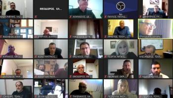 Κ. Βοργιαζίδης στο δημοτικό συμβούλιο :  Να επανεκτιμηθεί η ένταξη του δήμου Βέροιας «βαθύ κόκκινο»