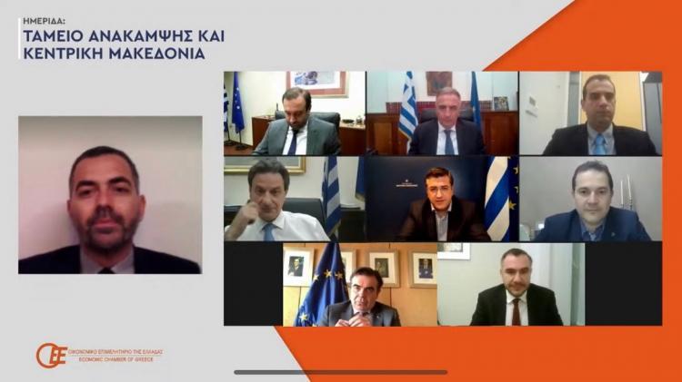Α. Τζιτζικώστας: «Μεγάλη ευκαιρία αλλά και πρόκληση για την Ελλάδα το Ταμείο Ανάκαμψης και το νέο ΕΣΠΑ»