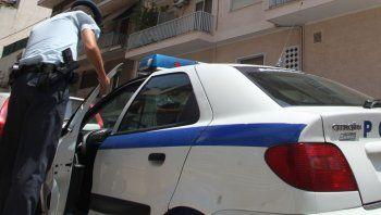 Σύλληψη 28χρονου και 31χρονου στη Βέροια για διαρρήξεις κατοικιών