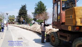 Διακοπή νερού λόγω εργασιών μεταξύ των οδών Ανοίξεως – Κωττουνίου- Εμ, Ζάχου – Μπιζανίου – Ανοίξεως στη Βέροια